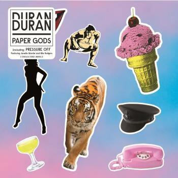 Cd Duran Duran, Paper Gods