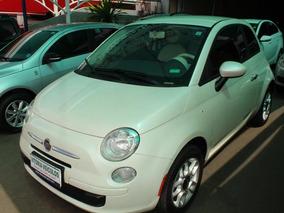 Fiat 500 1.4 Cult Flex 3p 2012 2013 Branco Completo