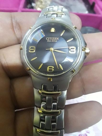 Reloj Citizen Eco Drive Edición Azteca
