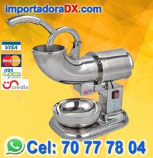Máquina Industrial De Granizados - Algodon - Palomitas