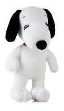 Cachorro Pelúcia Snoopy Amigo 34 Cm Unissex Antialérgico