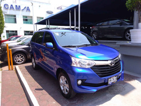 Toyota Avanza 5p Xle L4/1.5