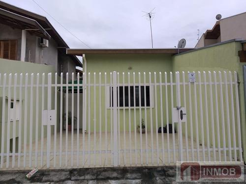 Casa Para Venda Em Taubaté, Residencial Portal Da Mantiqueira, 3 Dormitórios, 1 Suíte, 1 Banheiro, 2 Vagas - Ca0169_1-1834265