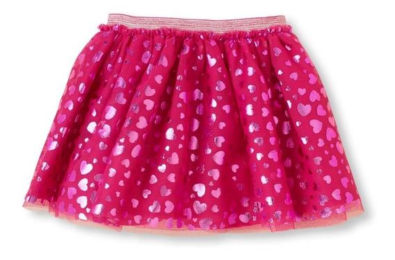 Falda Para Niñas Childrens Place 18m, 2t Y 3t