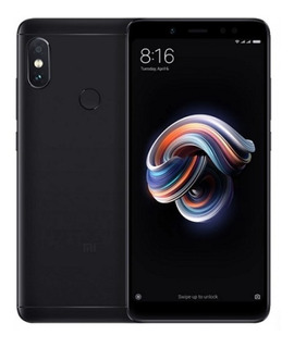 Celular Libre Xiaomi Redmi Note 5 /64gb/12mp/ 4 Ram