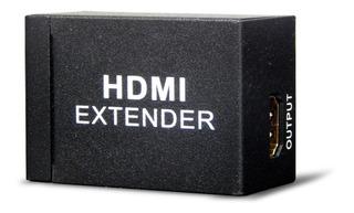 Extensor De Hdmi A Hdmi Hasta 40 Metros 1080p Hd Dq