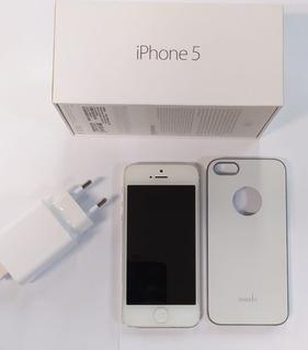 Celular iPhone 5 Branco (16gb) - Seminovo