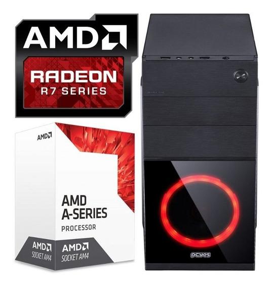 Pc Cpu Gamer Amd A8-9600 Quad-core 3.4ghz Vga Radeon R7