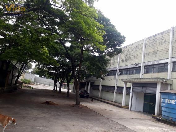 Galpão Em Industrial Anhangüera - Osasco - 41299