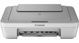 Multifunción Canon Pixma Mg2410 - Inyección De Tinta