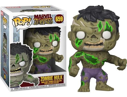 Zombie Hulk (659) - Marvel Zombies - Funko Pop!