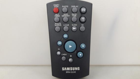 Controle Remoto Filmadora Samsung Sc-d105, Original, Novo!