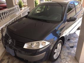 Renault Megane Sedan 2007 1.6 16v Flex. Único Dono. Lindo.