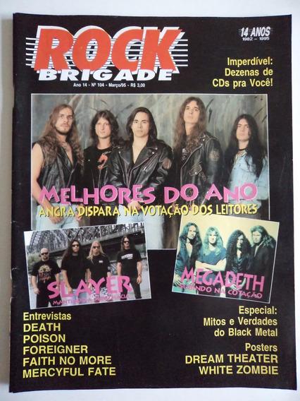 Revista Rock Brigade Ano 14 - N 104