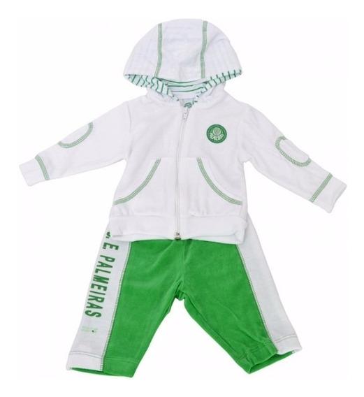 Agasalho Do Palmeiras Infantil Bebê Oficial , Menino