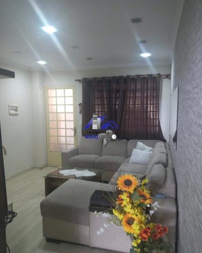 Imagem 1 de 30 de Casa A Venda Em Barueri Com 2 Dorms E 1 Vagas - Cond. Vila Dos Diamantes - Ca00868 - 69478949