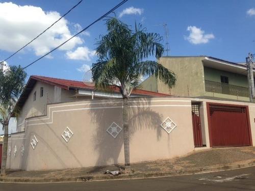 Casa À Venda, 248 M² Por R$ 550.000,00 - Jardim Laudissi - Santa Bárbara D'oeste/sp - Ca0142