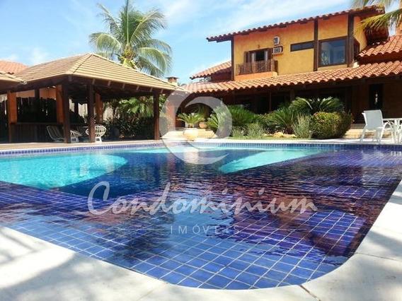 Casa Em Condomínio À Venda, 5 Quartos, 4 Vagas, Enseada Azul 2 - Fronteira/mg - 690