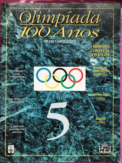 Revista De Olimpíadas 100 Anos Nº 5 + Frete Grátis