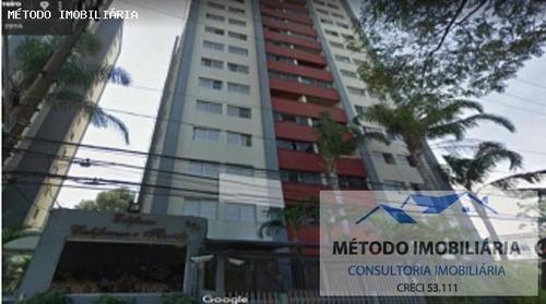 Apartamento Para Venda Em São Paulo, Jaguare, 3 Dormitórios, 1 Suíte, 2 Banheiros, 2 Vagas - 12380_1-919590