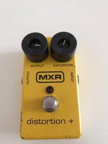 Pedal Mxr Distortion + Promoção Sem Desconto