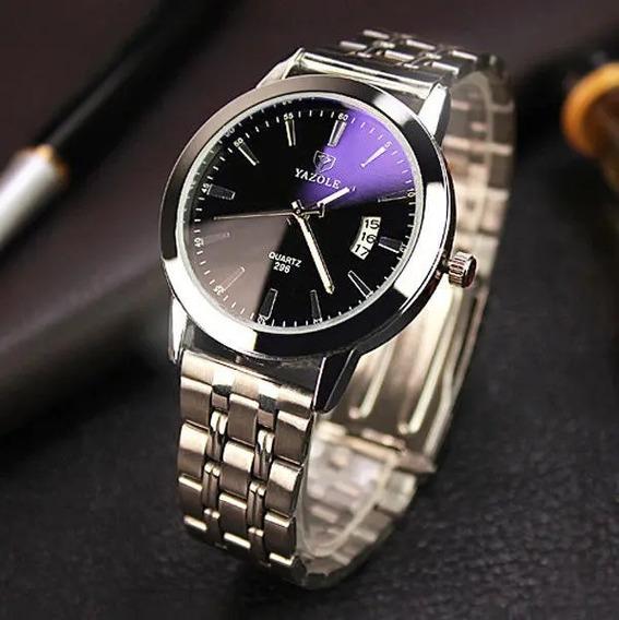 Relógio Yazole Moda Casual Quartzo Masculino