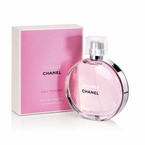 Perfume Eau Tendre Chanel Eau Toilette 100ml Mujer