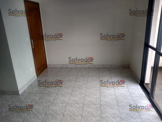 Apartamento Para Aluguel, 3 Dormitórios, Jardim Da Saúde - São Paulo - 7548
