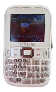 Celular Gt E1260b Em Ótimo Estado E Funcionando!