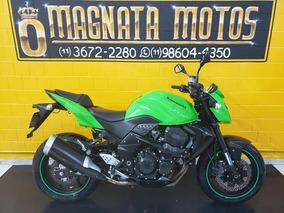 Kawasaki Z 750 Verde - 2011 - Km 16 000