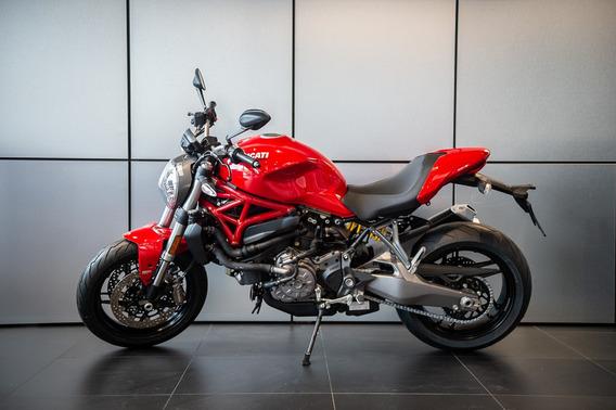 Ducati Monster 821 Nueva
