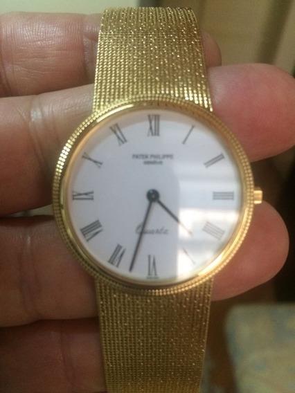 Relógio Patek Philippe Calatraca