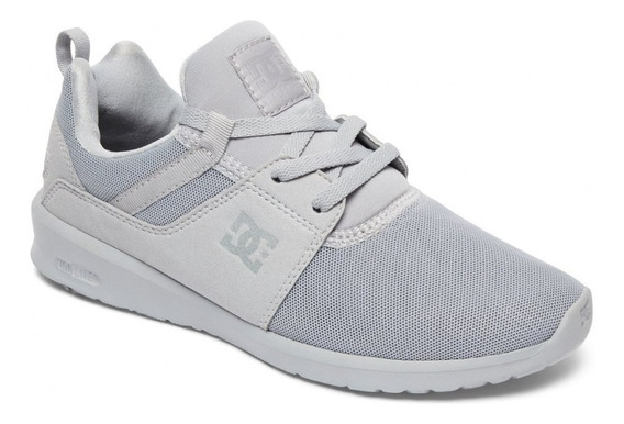 Zapatillas Dc Deportivas Mod Heathrow Grey
