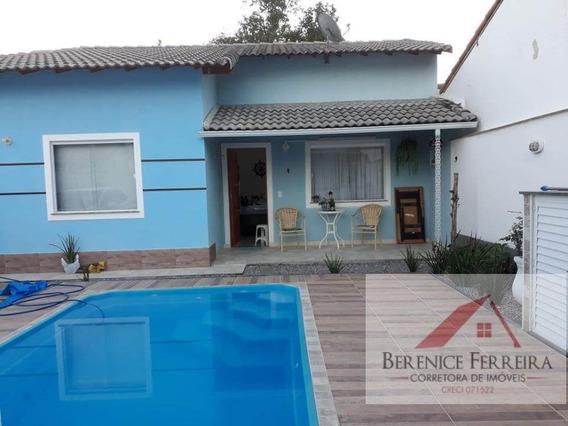 Casa À Venda No Bairro Itaipuaçu Em Maricá/rj - 128