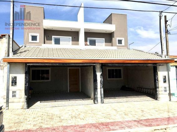 Sobrado Residencial À Venda, Jardim Satélite, São José Dos Campos. - So0329