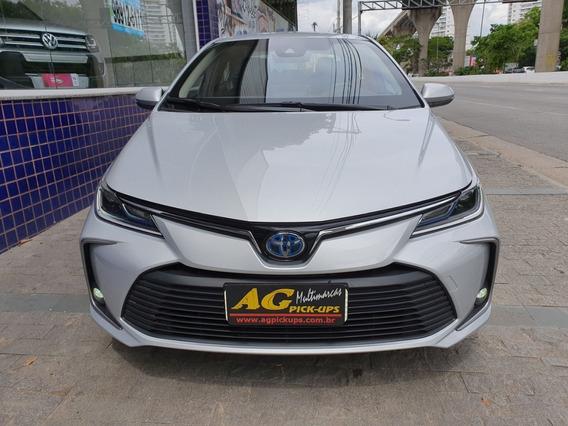 Toyota Corolla Altis Hybrid Blindado Niii-a Pronta Entrega