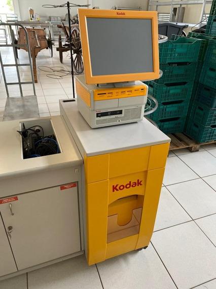 Kodak Picture Kiosk G4 Completo Impressora E Móvel Promoção