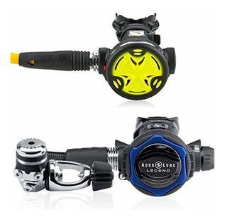Aqua Lung Legend Lx Regulador I750 Equipo De Buceo Con Seac