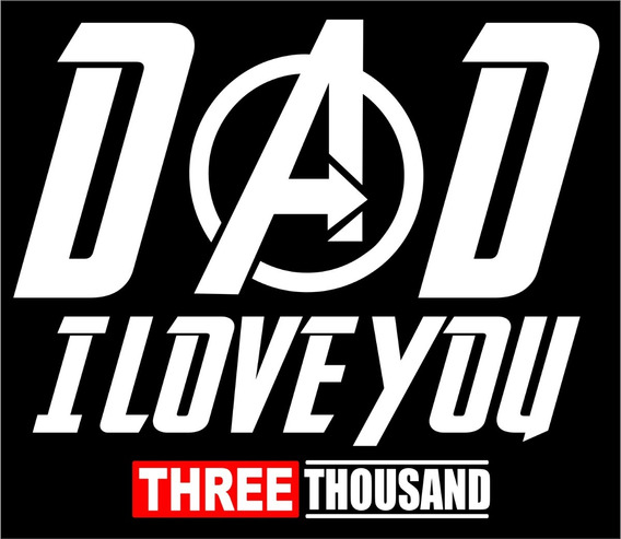 Te Amo 3000 Kit Vectores Avengers Endgame