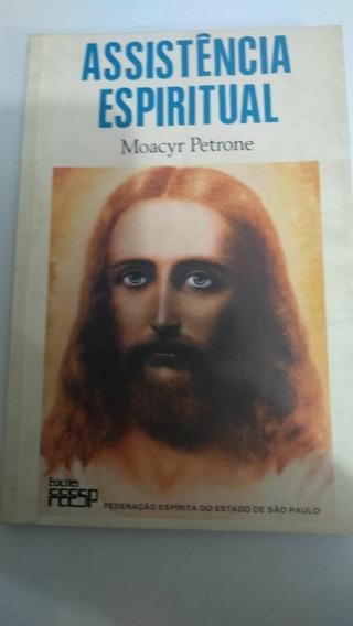 Livro - Moacyr Petrone - Assistência Espiritual