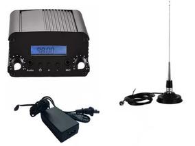Link Fm Transmissor Automotivo Para Encontros De Som 7w
