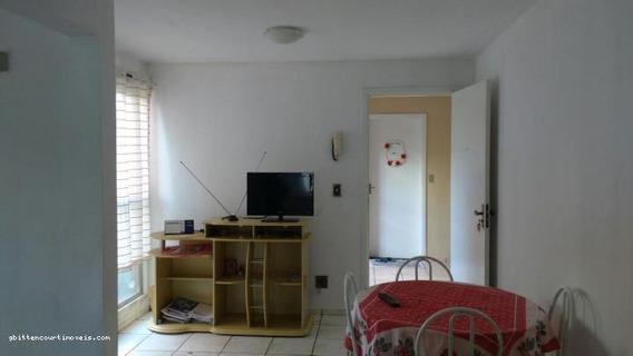 Apartamento Para Venda Em Ponta Grossa, Jardim América, 2 Dormitórios, 1 Banheiro, 1 Vaga - 086_2-288850