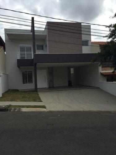 Sobrado Com 3 Dormitórios À Venda 347 M² Por R$ 2.110.000 - Condomínio Sunset Village - Sorocaba/sp Próximo Ao Shopping Iguatemi E Supermercado Tauste - So0023 - 67640353