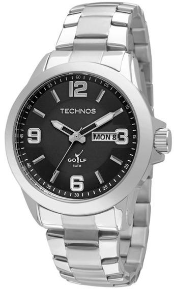 Relógio Technos Masculino Prateado 2305an/1p