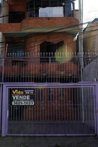 Casa/sobrado A Venda  Em Jaguaribe  -  Osasco - 24238