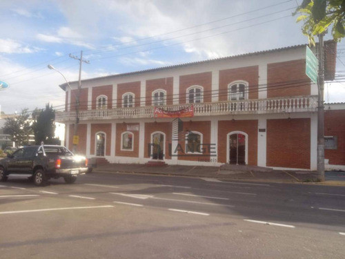 Salão Para Alugar, 600 M² Por R$ 8.000,00/mês - Jardim Da Luz - Itatiba/sp - Sl0797