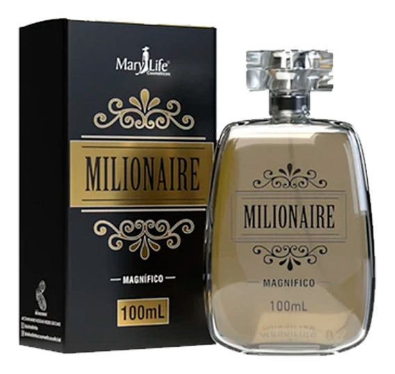 Perfume Milionaire 100ml - Mary Life