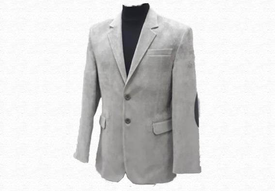 Sacos De Vestir 2 Botones Con Parche