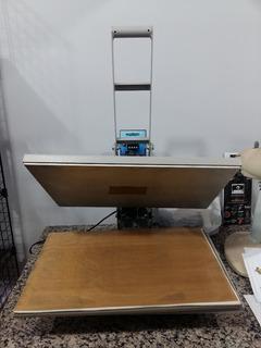 Kit Sublimação, Prensa Térmica 220v Impressora Sublimática
