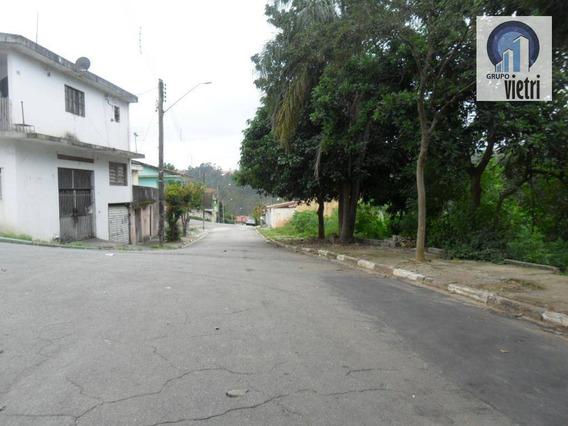 Terreno Residencial À Venda, Serpa, Caieiras. - Te0410
